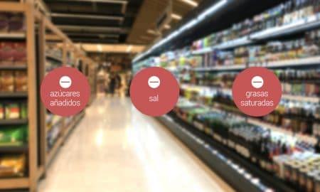 Reducciones del 10% de azúcar, grasa y sal de los productos alimentarios