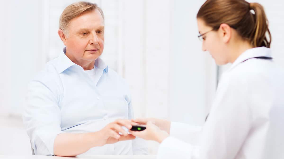 intervención de diabetes