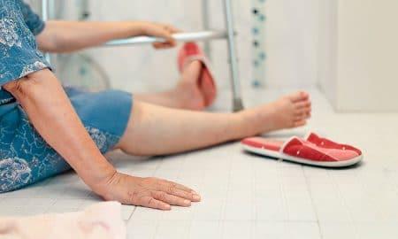 Las caídas tempranas predicen fracturas posteriores en mujeres posmenopáusicas