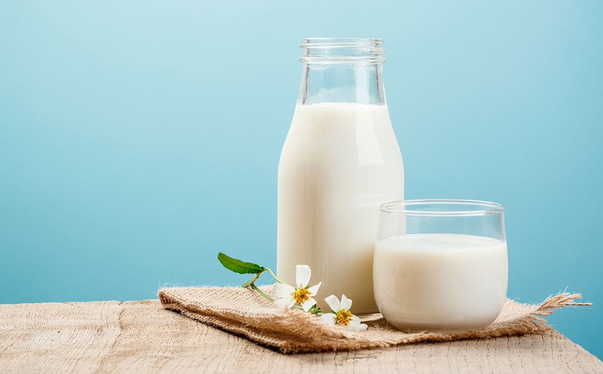 cáncer de próstata de leche entera