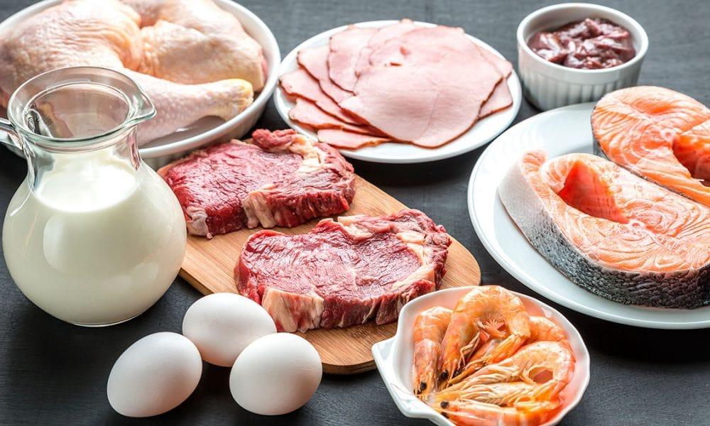 dieta hiperproteica)